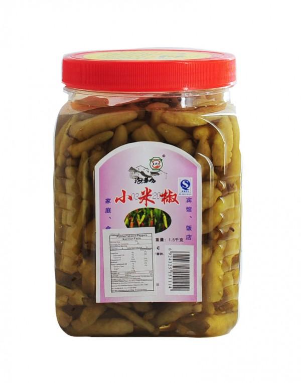 泡兼坊 小米椒 1.5kg-0