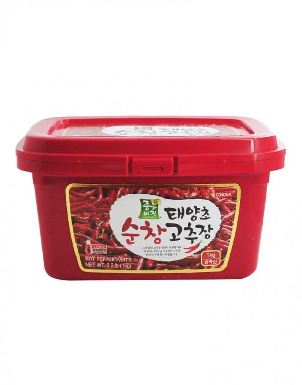 韩国 JongaVision 辣椒酱 1kg-0