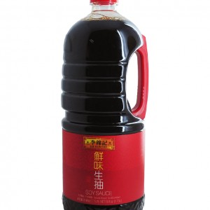 香港 李锦记 鲜味生抽 1.75L-0