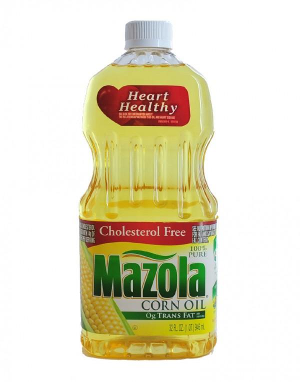 英国 Mazola 玉米油 946ml-0