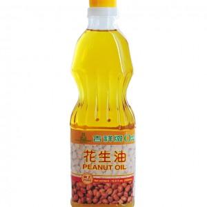 台湾 吉祥 花生油 500ml-0