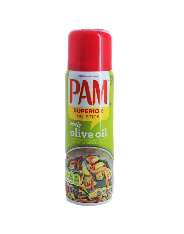 Pam 烹饪喷雾剂 (橄榄油) 5oz-0