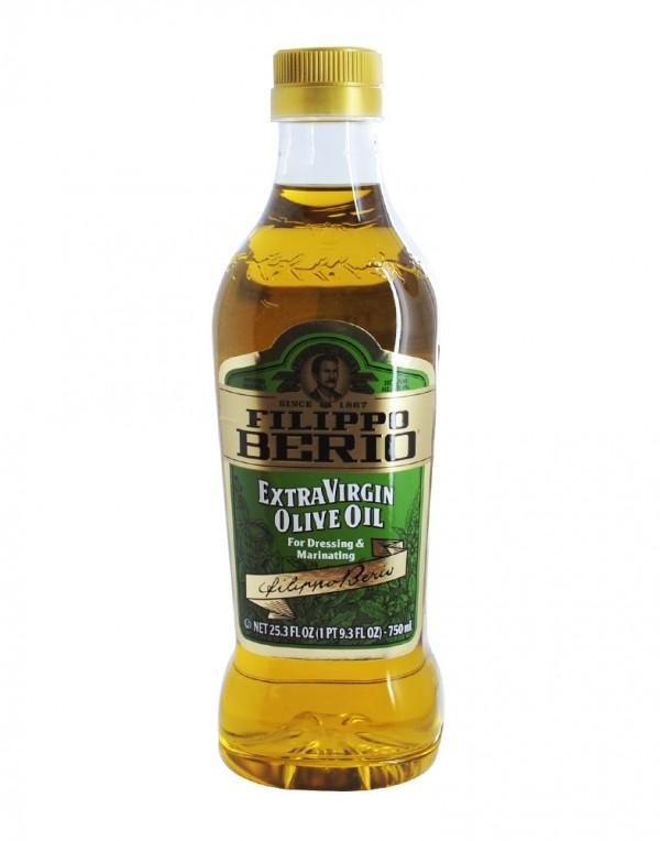 西班牙 Filippo Berio 初榨橄榄油 750ml-0