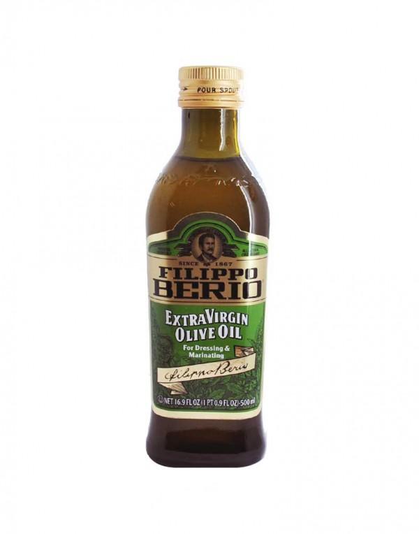 西班牙 Filippo Berio 初榨橄榄油 500ml-0