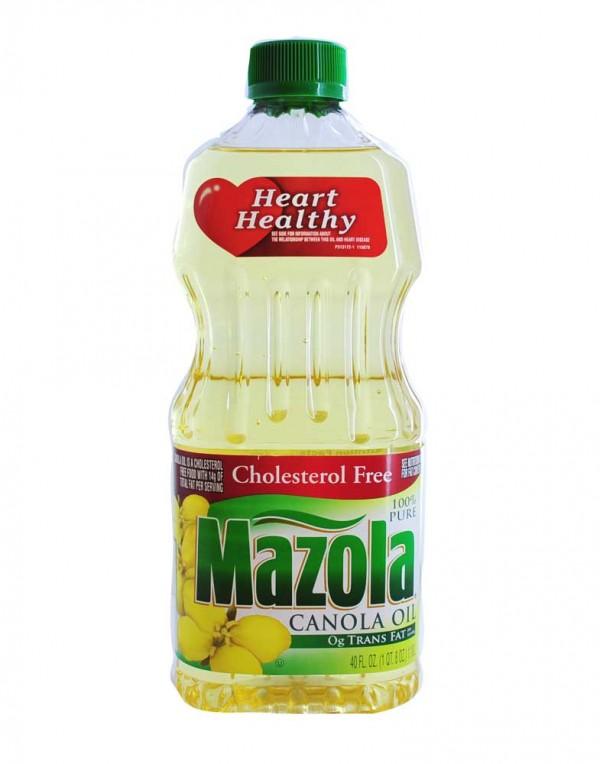 英国 Mazola 菜籽油 1.18L-0