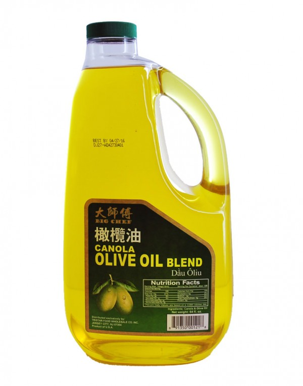 大师傅 橄榄油 64FL OZ-0