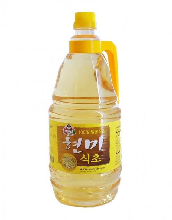 韩国 ASSI 棕米醋 1.8L-0
