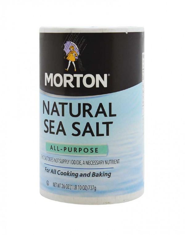 Morton 天然海盐 737g-0