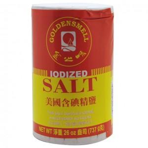 金之味 美国含碘精盐 26oz-0