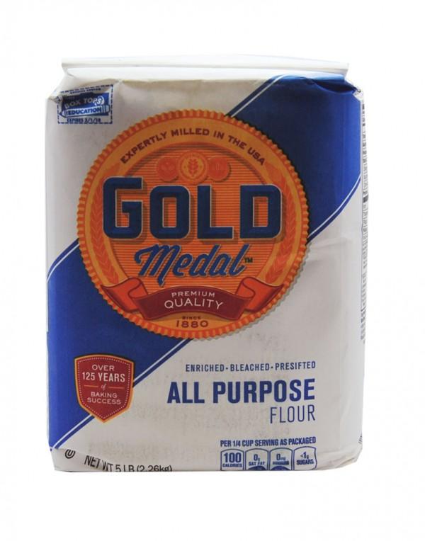 Gold Medal 增白通用面粉 5lb-0