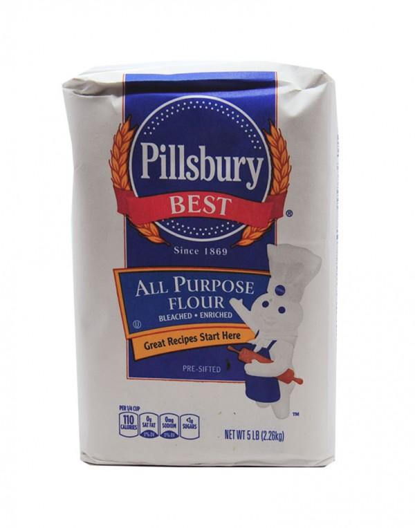 Pillsbury 通用面粉 5lb-0