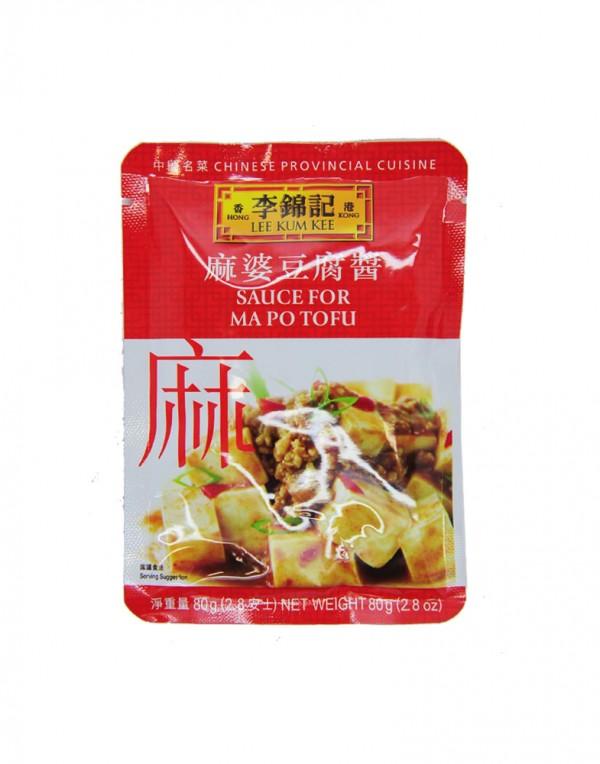 香港 李锦记 麻婆豆腐酱 80g-0