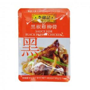 香港 李锦记 黑椒鸡柳酱 60g-0