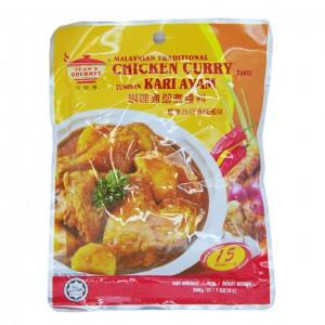 马来西亚 田师傅 咖喱鸡即煮酱料 200g-0