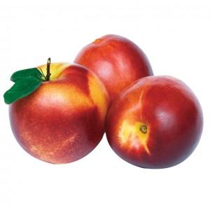 白油桃3个-0
