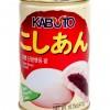 Kabuto 红豆沙罐头 16.75oz-0