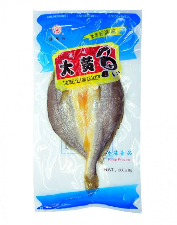 金之味 调味大黄鱼 200g-0