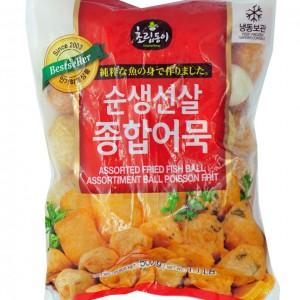 韩国 ChoripDong 鱼丸 500g-0