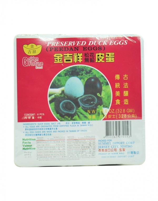 台湾 金吉祥 松花无铅皮蛋 11.6oz-0