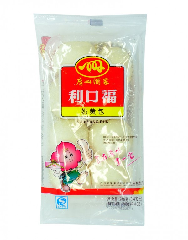 利口福 奶黄包 240g-9934