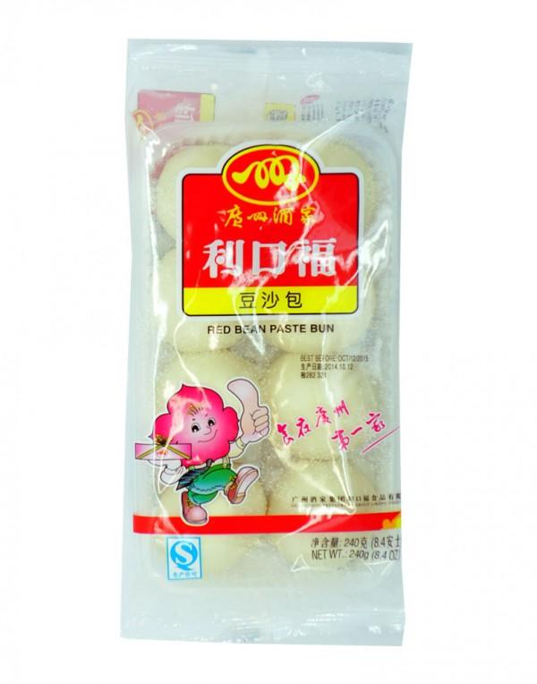 利口福 豆沙包 240g-9935