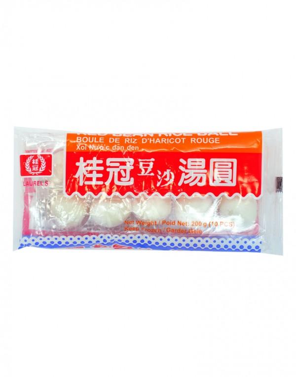 台湾 桂冠 豆沙汤圆 200g-0
