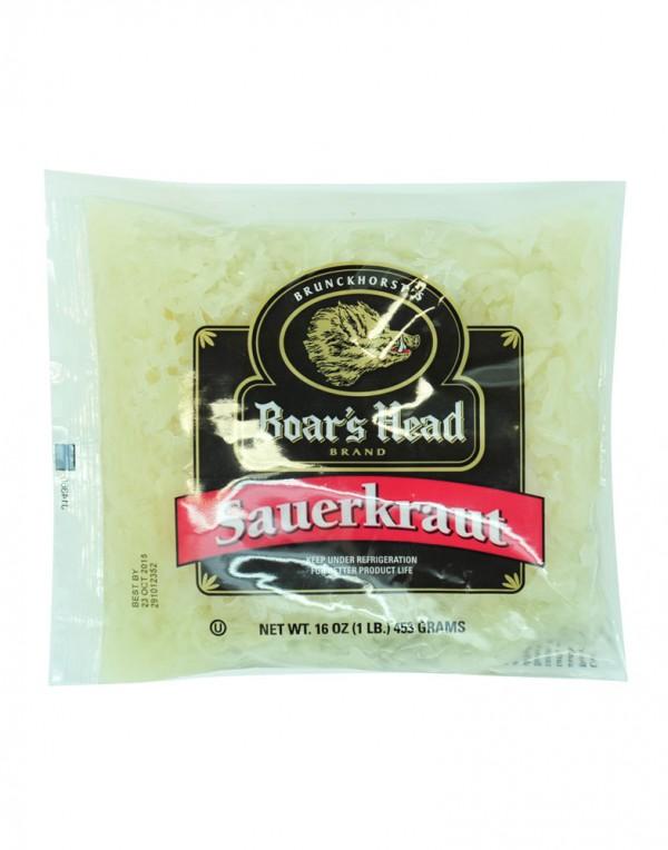 美国 Boar's Head Sauerkraut酸菜 16oz-0