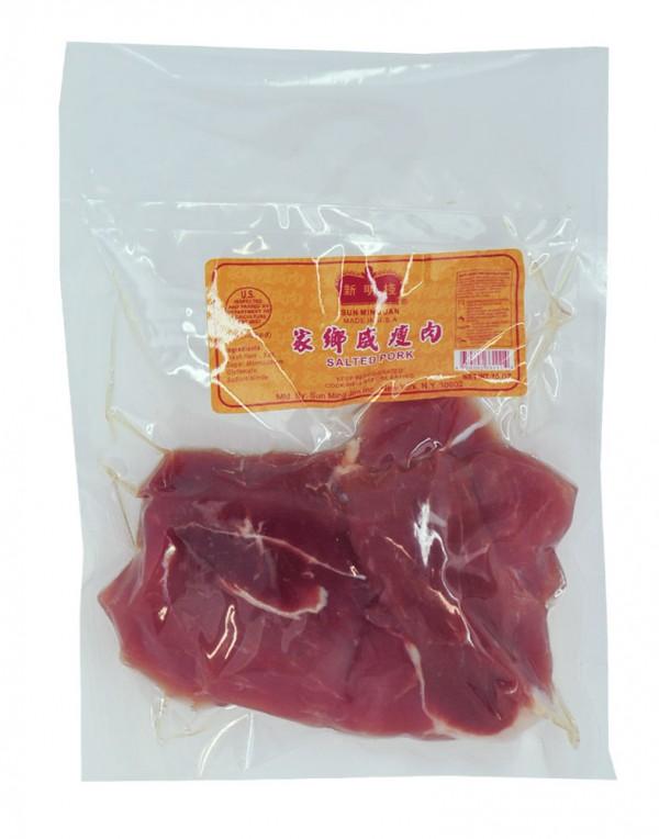 美国 新明栈 家乡咸瘦肉 10oz-0