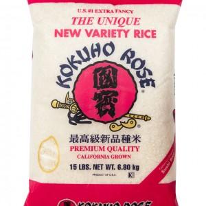 国宝牌 新品种米(红国宝)15lbs-0