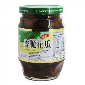 台湾 华南牌 香脆花瓜 369g-0
