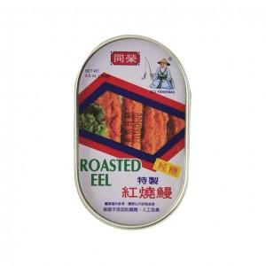 台湾 同荣 特制红烧鳗 100g-0