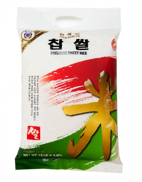 韩国Han Kuk Mi 糯米 15lbs-0