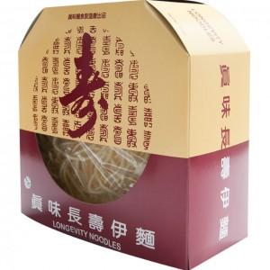 真味 长寿伊面(礼盒装)340g-0