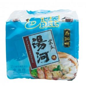 寿桃牌 云吞汤河(5袋装)75g x 5-0
