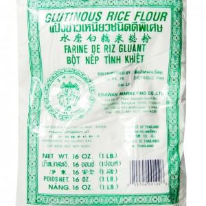 三象牌 水磨白糯米淀粉(绿袋) 1lb-0