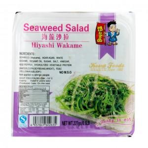 中国 浩和食品 海藻沙拉 8oz-0