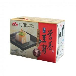 Morinaga 日本营养豆腐(嫩)340g-0