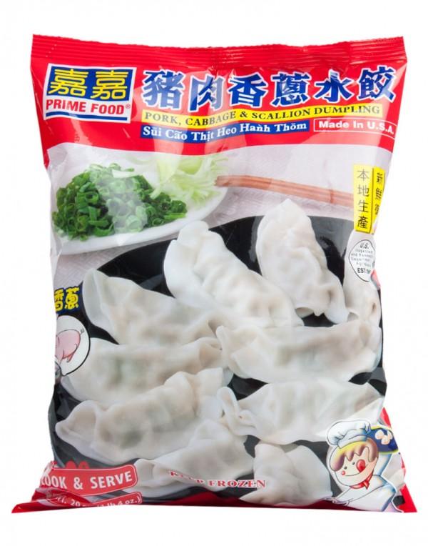 美国 嘉嘉 猪肉香葱水饺 20oz-0