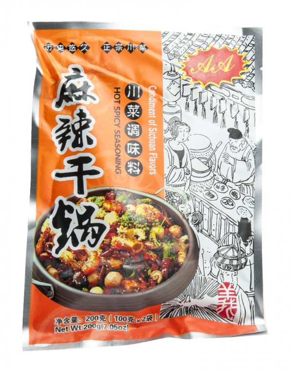 AA牌 麻辣干锅 7oz-12506