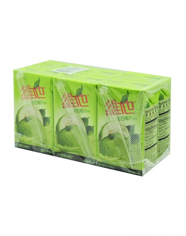 维他 番石榴汁 250ml x 6-12652
