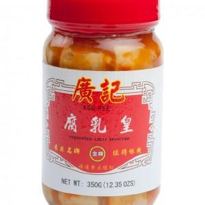 广记 腐乳皇 红瓶 12oz-0