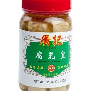 广记 腐乳皇 绿瓶 12oz-0