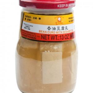 金之味 香油豆腐乳 13oz-0