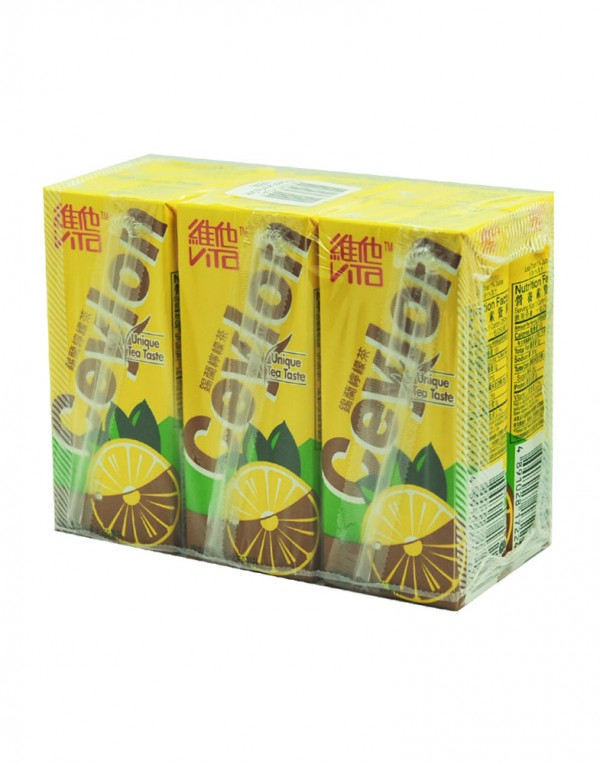 维他 锡兰柠檬茶 250ml x 6-0