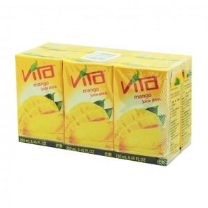 维他 芒果汁 250ml x 6-0