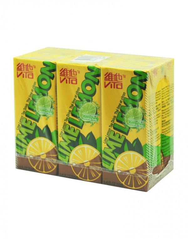 维他 青柠柠檬茶 250ml x 6-12454