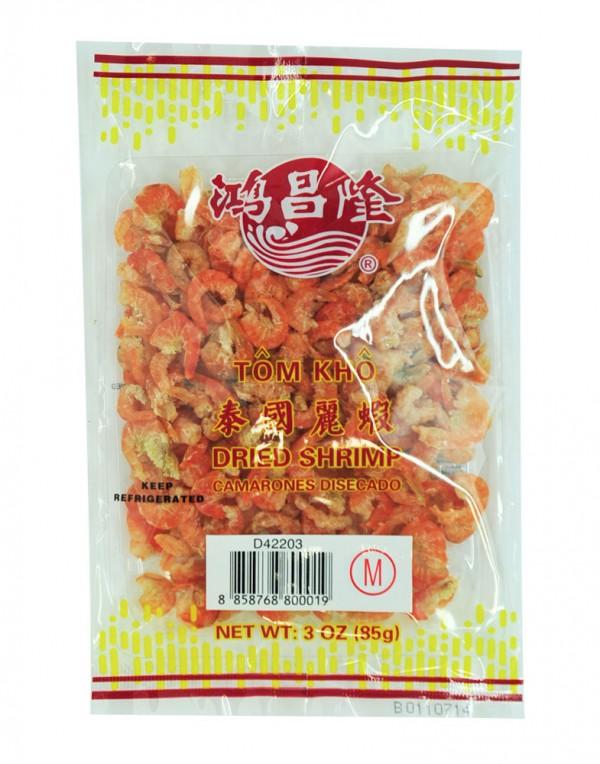 鸿昌隆 泰国丽虾 3oz-0