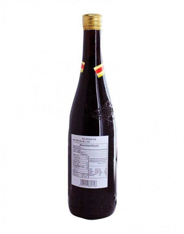 双灯牌 福建老酒 25.4fl oz-11730