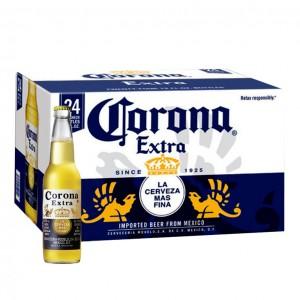Corona 克罗娜啤酒(整箱)330ml x 24-0