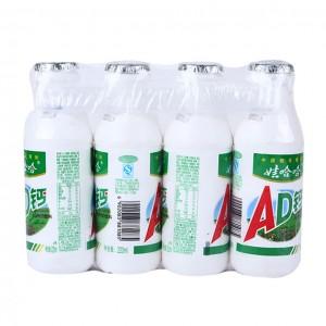 娃哈哈 AD钙奶 220ml x 4-0